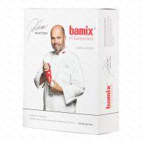 Tyčový mixér Bamix SWISS LINE M200 - Pohlreich Selection, červený