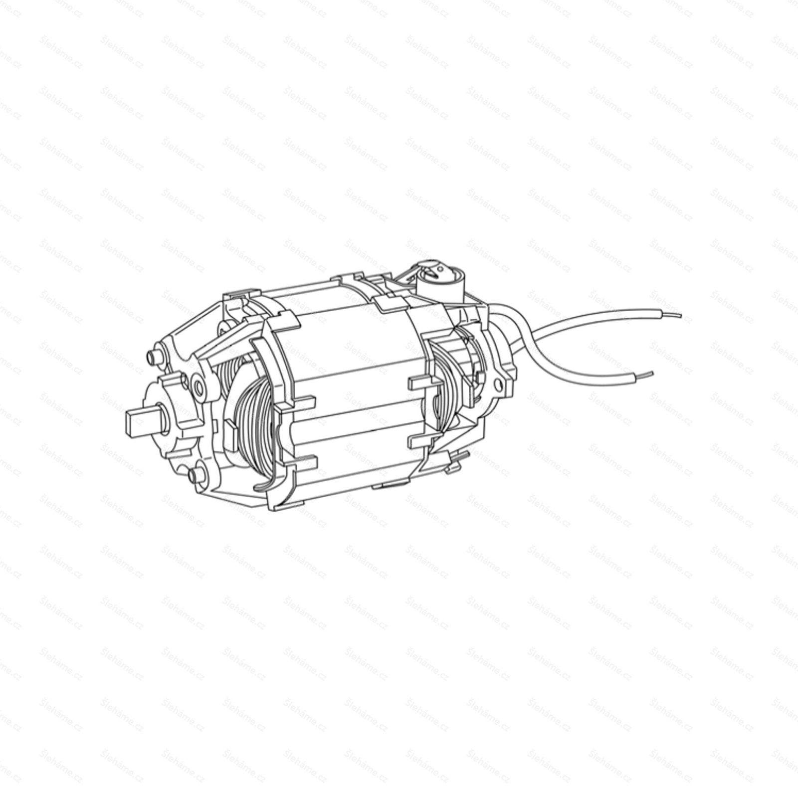 Motor Bamix M350