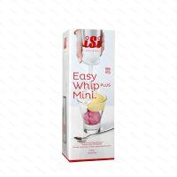 Šlehačková láhev iSi EASY WHIP PLUS 0.25 l, bílá