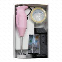 Tyčový mixér Bamix BABY LINE M200, růžový