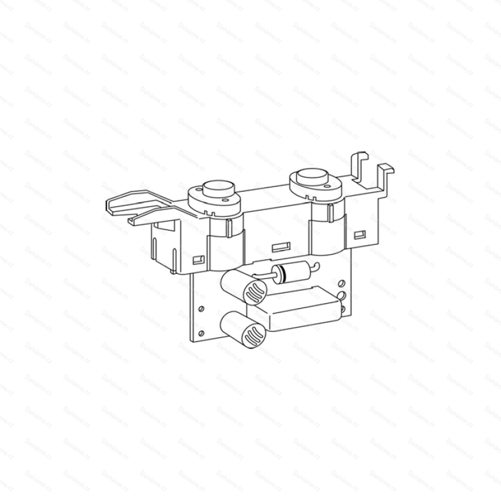 Spínací tlačítka Bamix model D (G350)