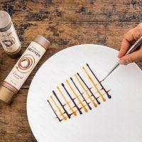 Dekorační toping L'Artiste de Monin Caramel Sauce, 150 ml