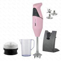Tyčový mixér Bamix COLOR LINE M200, růžový