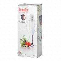 Tyčový mixér Bamix MONO M200, červená metalíza