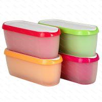 Ice cream tub Tovolo GLIDE-A-SCOOP 1.4 l, orange crush