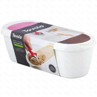 Ice cream tub Tovolo GLIDE-A-SCOOP 2.4 l, white