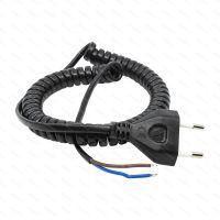Kabel Bamix spirálový 190 cm, černý