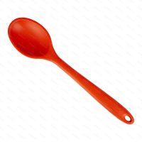 Lžíce Bamix silikonová, červená