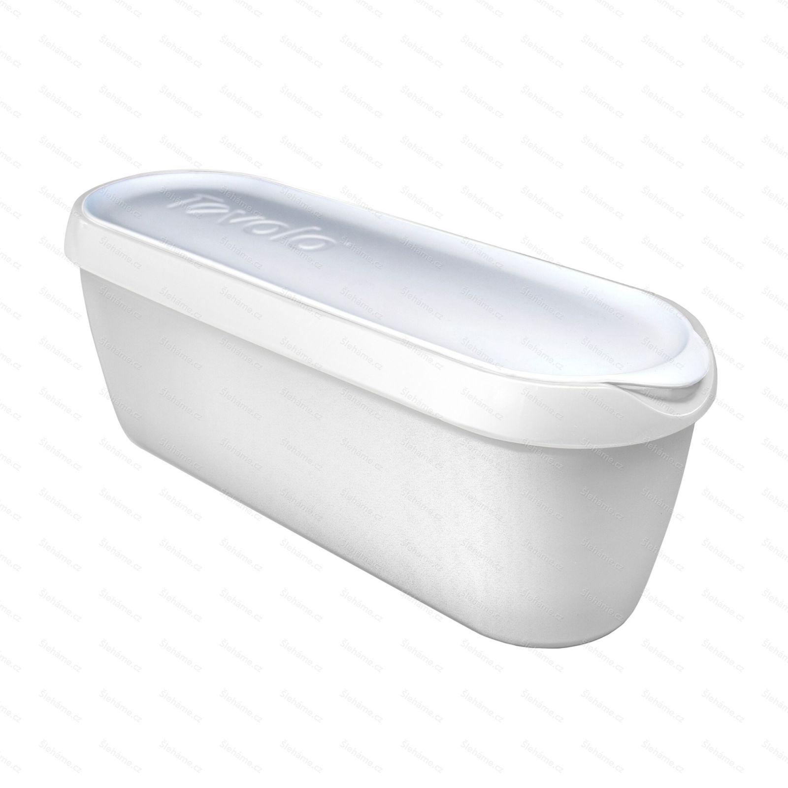 Ice cream tub Tovolo GLIDE-A-SCOOP 1.4 l, white