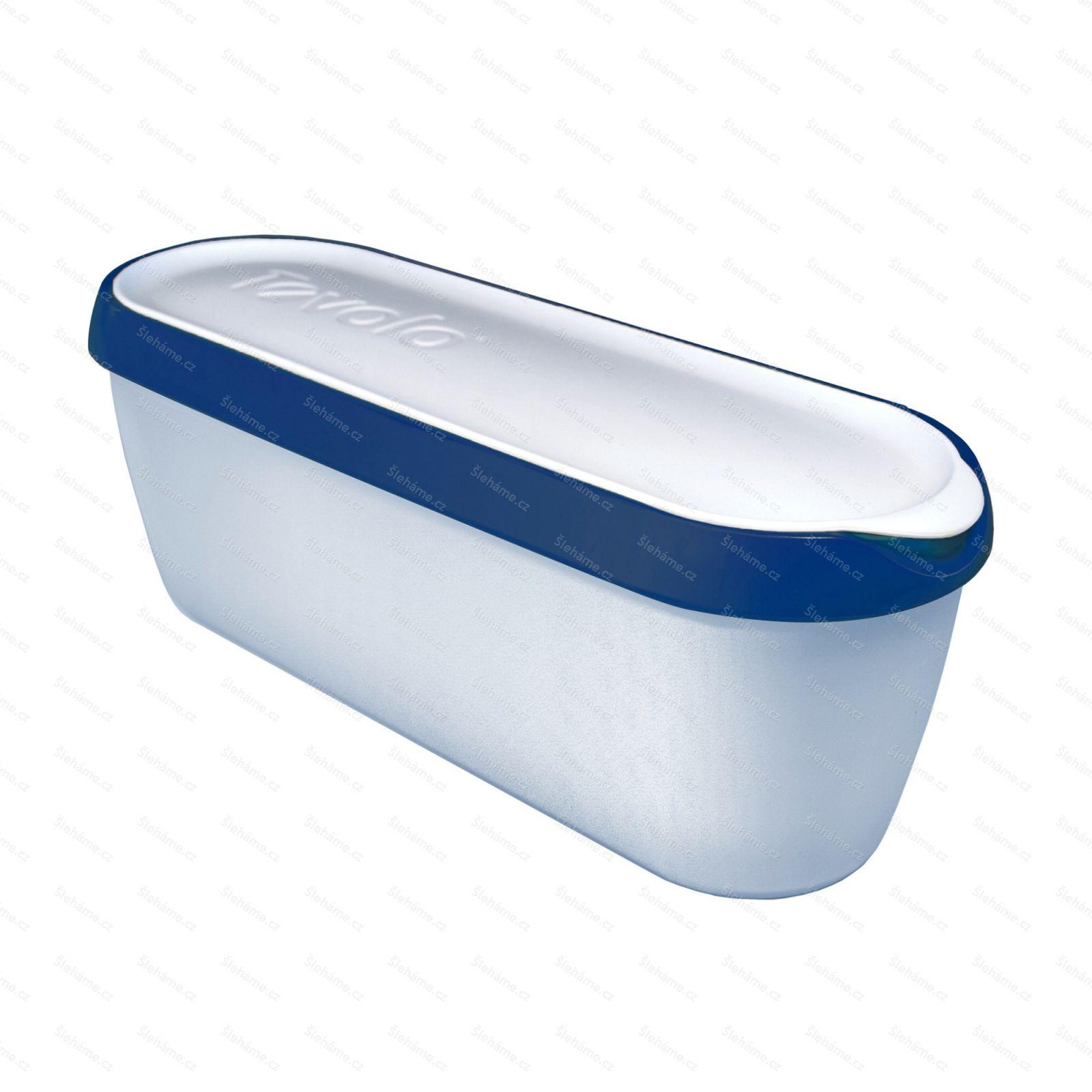 Ice cream tub Tovolo GLIDE-A-SCOOP 1.4 l, deep indigo