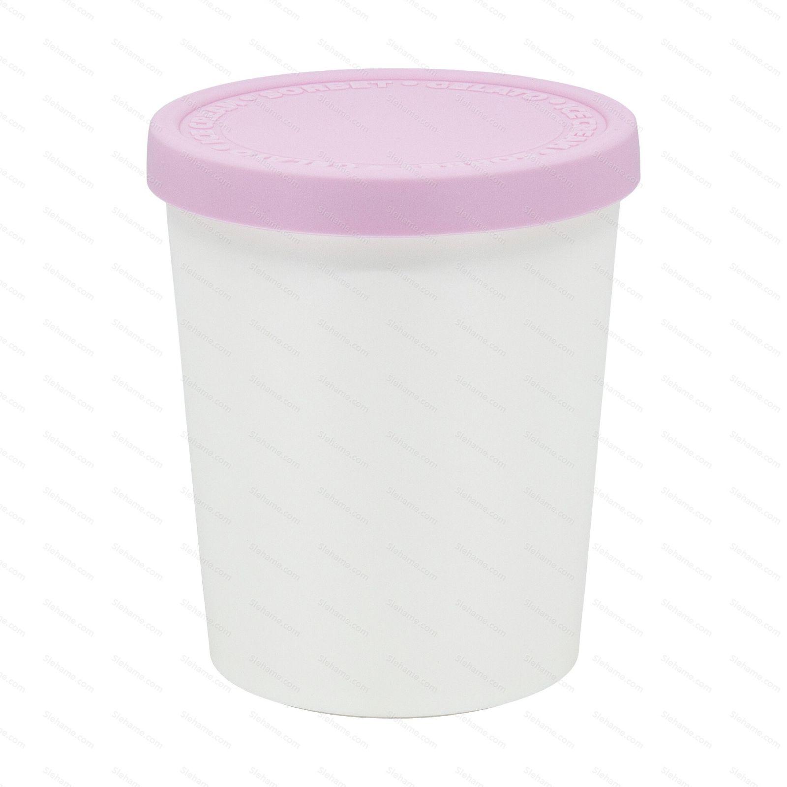 Ice cream tub Tovolo SWEET TREAT 1.0 l, pink