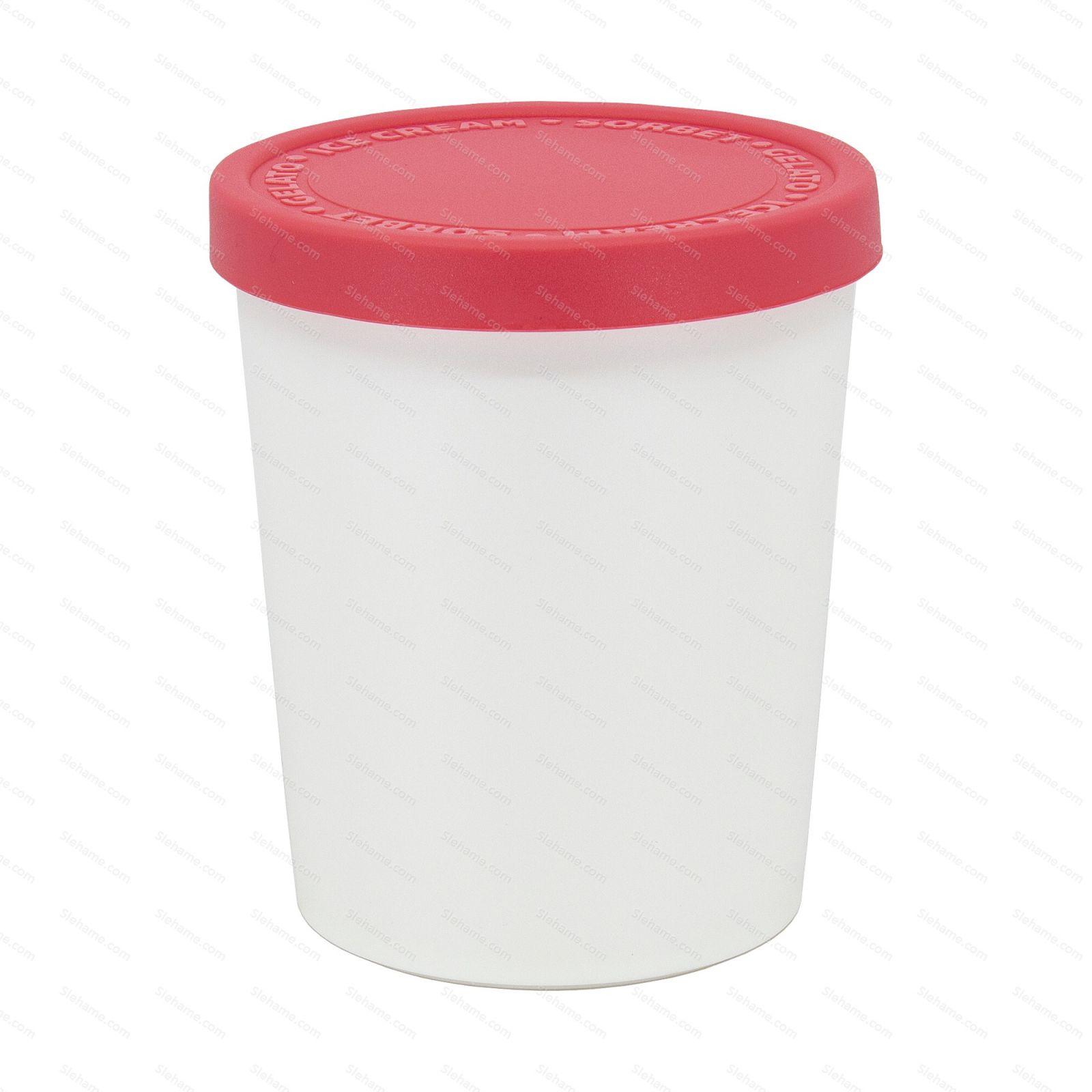 Téglik na zmrzlinu Tovolo SWEET TREAT 1.0 l, jahoda