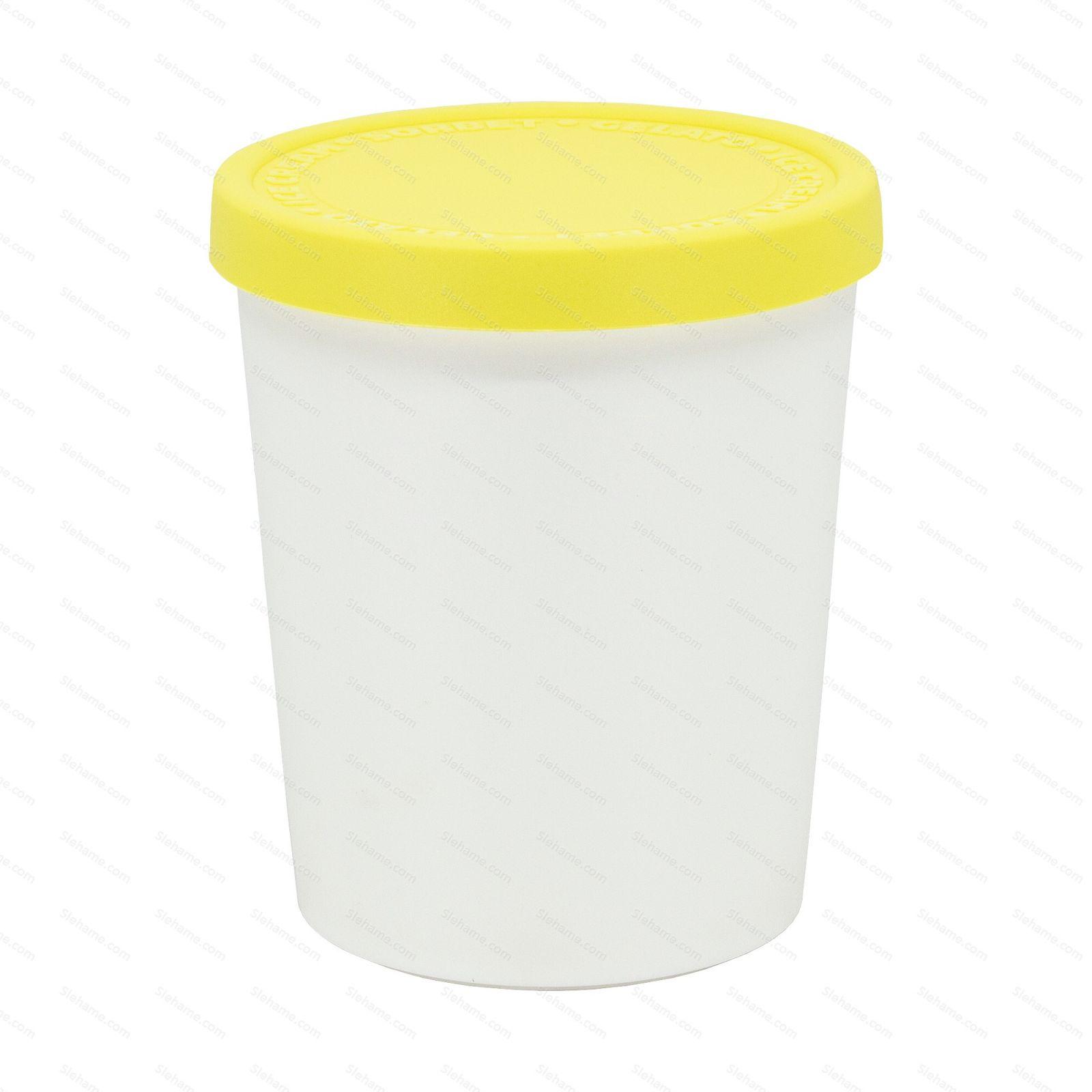 Ice cream tub Tovolo SWEET TREAT 1.0 l, lemon