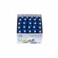 Šľahačkové bombičky Kayser 7.5 g N2O, 25 ks (na jedno použitie)