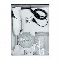 Tyčový mixér bamix® SWISS LINE M200 - SuperSet, biely